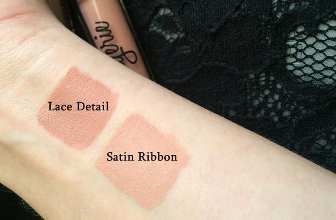 lingerie satin ribbon lace detail nyx