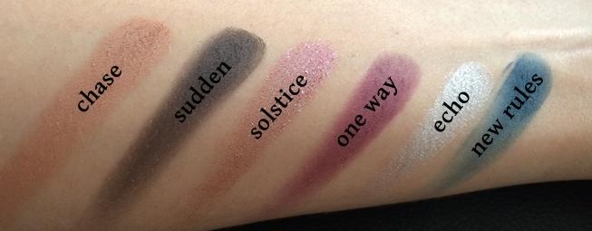 swatch makeup iconic pro 2 et solstice.JPG