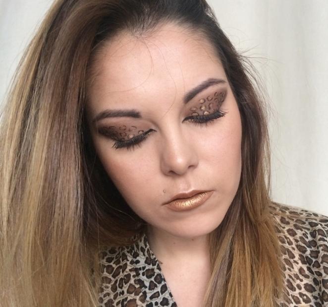 makeup léopard.JPG