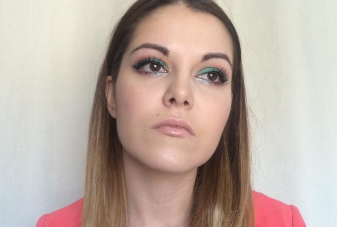 passionbeleza makeup vert emeraude