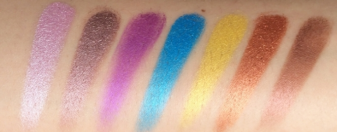 swatch foil eyes bh cosmetic 4.JPG