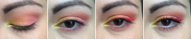 tuto summer 2 makeup monday shadow challenge.jpg