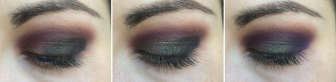 tuto maquillage smoky kaki violet sweet peach 2.jpg