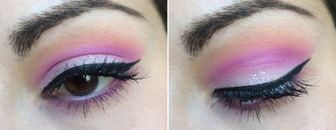 makeup barbie eyes