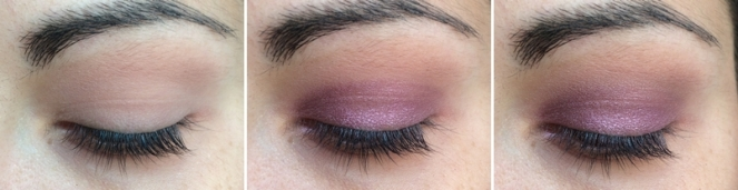 makeup tuto mauve liner negatif 1
