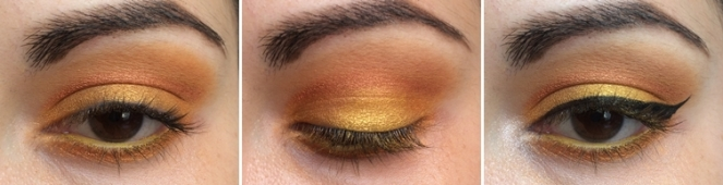 tuto makeup tangerine monday shadow challenge 2.jpg