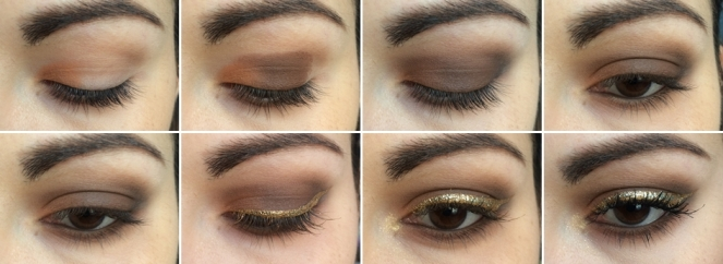makeup brown eyeliner gold.jpg