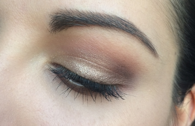 maquillage neutre avec la vintage rose de modelsown.JPG