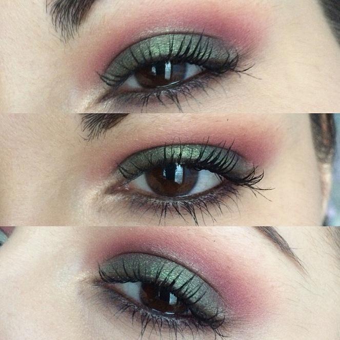 juvias place nubian 2 palette makeup green.JPG