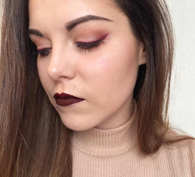 makeup eyeliner red black.JPG