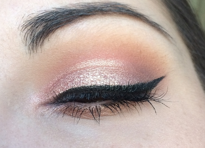 rose gold makeup with oh so special palette sleek.JPG