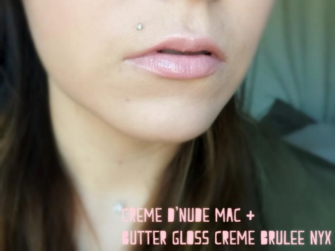 swatche-creme-d-nude-mac-butter-gloss-creme-brulee-nyx