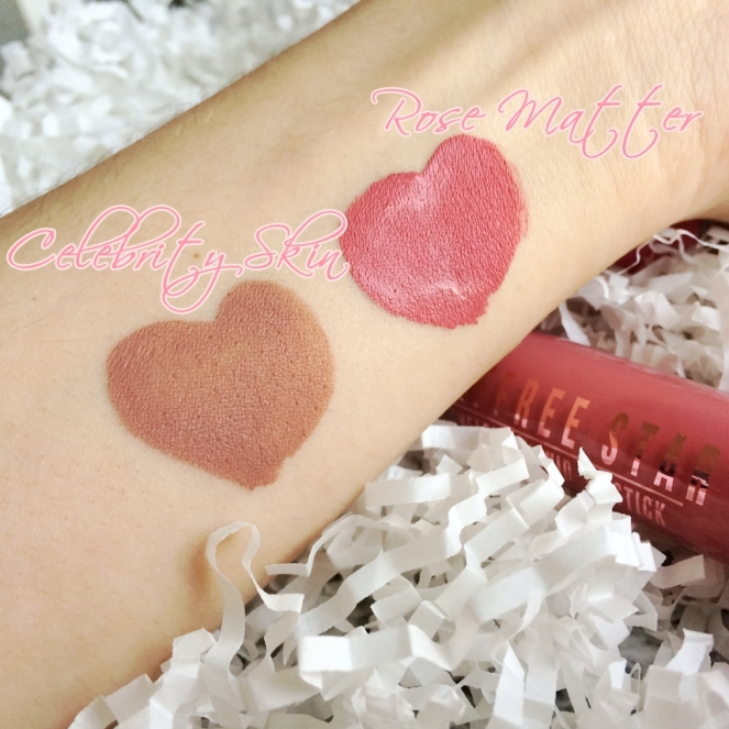 revue celebrity skin rose matter velour liquid lipstick jeffree star swatches.JPG